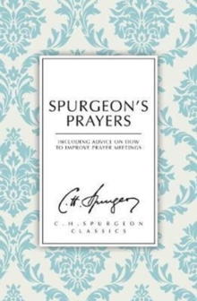 Spurgeon's Prayers, Paperback Book