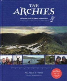 The The Archies : Scotland's 1000 metre mountains, Hardback Book