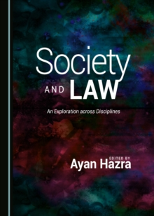 None Society and Law : An Exploration across Disciplines, PDF eBook