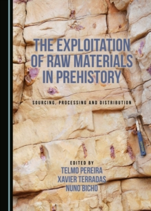 The Exploitation of Raw Materials in Prehistory : Sourcing, Processing and Distribution, PDF eBook