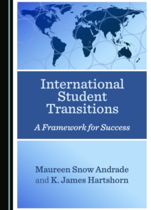 None International Student Transitions : A Framework for Success, PDF eBook