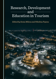 None Research, Development and Education in Tourism, PDF eBook