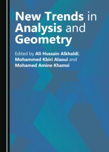 None New Trends in Analysis and Geometry, PDF eBook