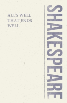All's Well That Ends Well, EPUB eBook