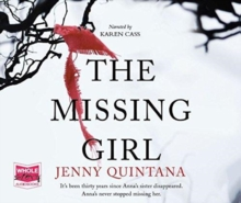 MISSING GIRL, CD-Audio Book