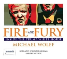 Fire and Fury, CD-Audio Book