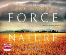 FORCE OF NATURE, CD-Audio Book