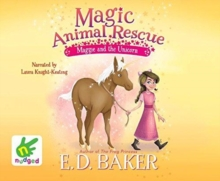 Maggie and the Unicorn, CD-Audio Book