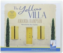 The Yellow Villa, CD-Audio Book