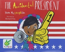 The Accidental President, CD-Audio Book