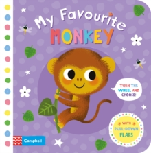 My Favourite Monkey, Board book Book