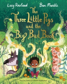 The Three Little Pigs and the Big Bad Book, Paperback / softback Book