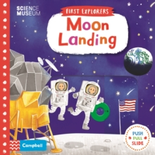 Moon Landing, Board book Book