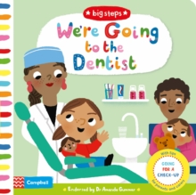 We're Going to the Dentist : Going for a Check-up, Board book Book