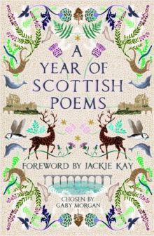A Year of Scottish Poems, Paperback / softback Book