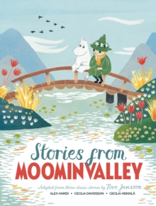 Stories from Moominvalley, Hardback Book