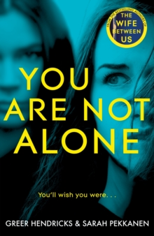 You Are Not Alone, Hardback Book