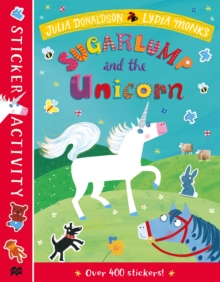 Sugarlump and the Unicorn Sticker Book, Paperback / softback Book
