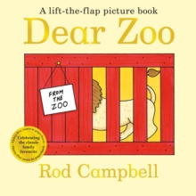 Dear Zoo, Paperback / softback Book