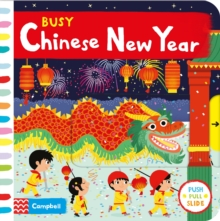 Busy Chinese New Year, Board book Book