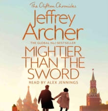 Mightier than the Sword, CD-Audio Book