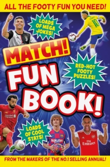 Match! Fun Book, Paperback / softback Book