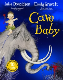 Cave Baby 10th Anniversary Edition, Paperback / softback Book