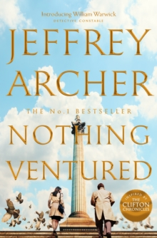Nothing Ventured, CD-Audio Book