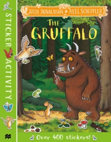 The Gruffalo Sticker Book, Paperback / softback Book