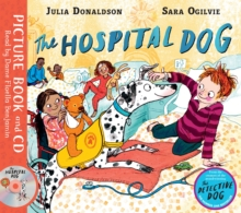The Hospital Dog : Book and CD Pack, Mixed media product Book