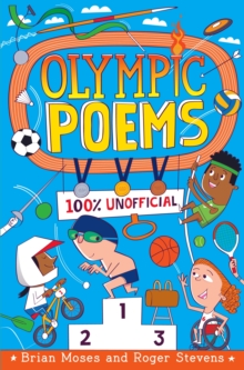 Olympic Poems : 100% Unofficial!, Paperback / softback Book