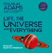 Life, the Universe and Everything, CD-Audio Book