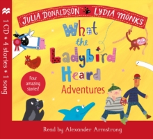 What the Ladybird Heard Adventures, Book Book