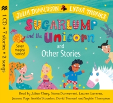 Sugarlump and the Unicorn and Other Stories, Book Book