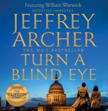 Turn a Blind Eye, CD-Audio Book