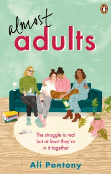 Almost Adults, Paperback / softback Book