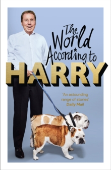 The World According to Harry, Hardback Book