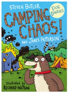 Dog Diaries: Camping Chaos!, Paperback / softback Book