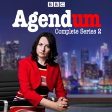 Agendum: Series 2 : The BBC Radio 4 Current Affairs Parody, eAudiobook MP3 eaudioBook