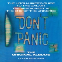 The Hitchhiker's Guide to the Galaxy: The Original Albums : Two full-cast audio dramatisations, eAudiobook MP3 eaudioBook