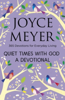 Quiet Times With God Devotional : 365 Daily Inspirations, EPUB eBook