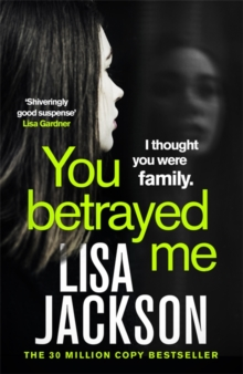 You Betrayed Me : The new gripping crime thriller from the bestselling author, Hardback Book