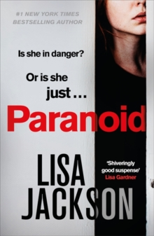 Paranoid : The new gripping crime thriller from the bestselling author, Paperback / softback Book