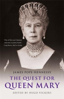 The Quest for Queen Mary, Hardback Book