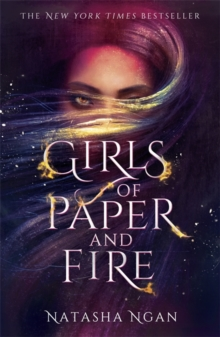 Girls of Paper and Fire, Hardback Book