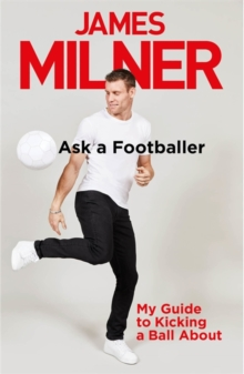 ASK A FOOTBALLER, Hardback Book