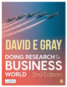 Doing Research in the Business World: Paperback with Interactive eBook, Mixed media product Book