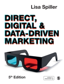 Direct, Digital & Data-Driven Marketing, Paperback / softback Book