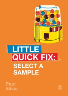 Select a Sample : Little Quick Fix, Paperback / softback Book