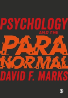 Psychology and the Paranormal : Exploring Anomalous Experience, EPUB eBook